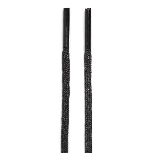 Ecco Flat Laces (black)