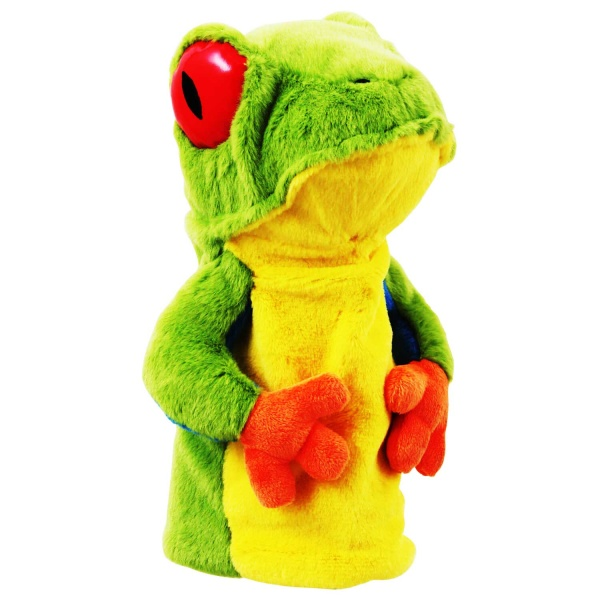 "Daphne´s Headcover Hybrid ""Frog"" Frosch"