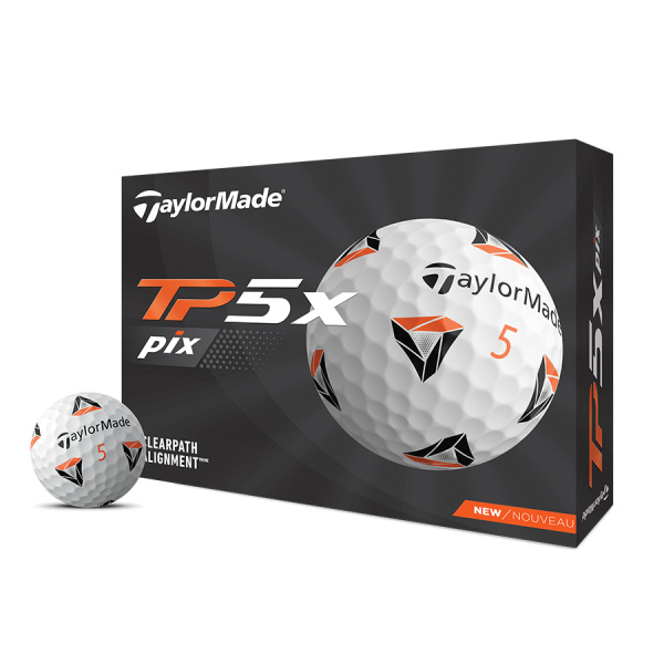 TaylorMade TP5x pix (12 Stk.)