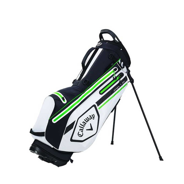 Callaway Chev Dry Stand Bag Epic (white/black/green)
