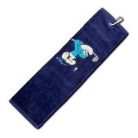 Die Schlümpe Schlägertuch (blau)
