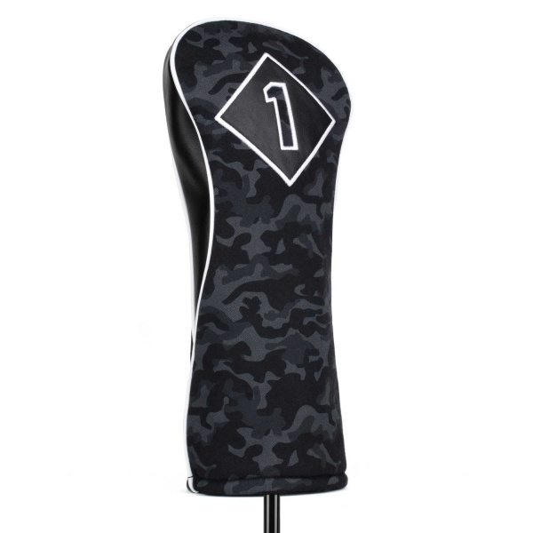 Titleist Leather/Cotton Driver Headcover (camouflage)