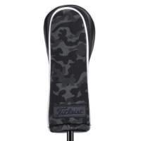 Titleist Leather/Cotton Hybrid Headcover (camouflage)
