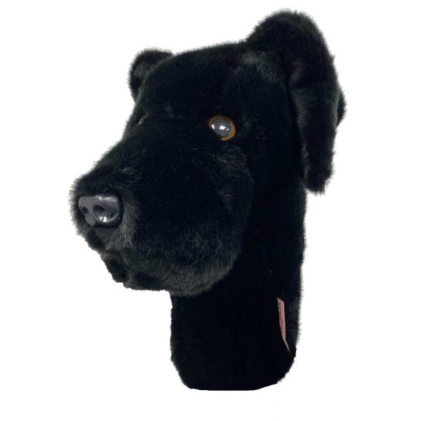 "Daphne´s Headcover Driver/FW ""Black Labrador"""