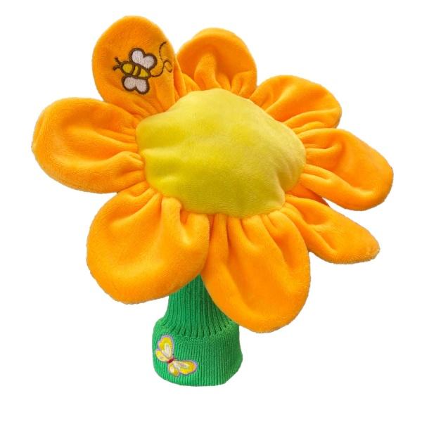 "Daphne´s Headcover Hybrid ""Sunflower"""