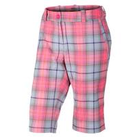 Nike Modern rise plaid Short Damen (pink)